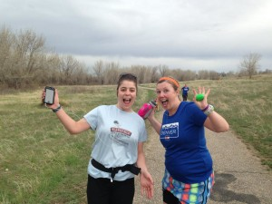 Cherry Creek Park Trail Run with Team Challenge