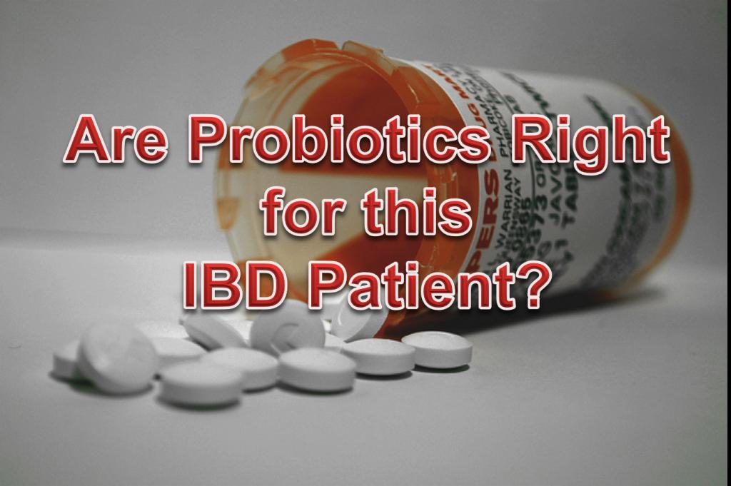 Probiotics and IBD
