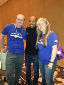 Meeting Meb in Las Vegas