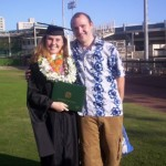 Graduate with a Master's Degree...in Hawaii