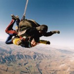 Go skydiving in New Zealand
